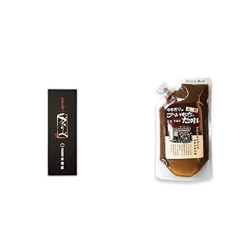 [2点セット] 岐阜銘菓 音羽屋 飛騨のかたりべ[6個入] ・妻籠宿 やまぎり食堂 ごへい餅のたれ(250g)