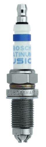Bosch (4508) FGR8LQI0 Platinum IR Fusion Spark Plug, (Pack of 1)