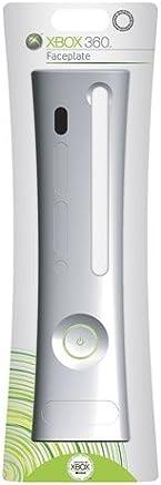 "Xbox 360 - Faceplate ""Silver"""