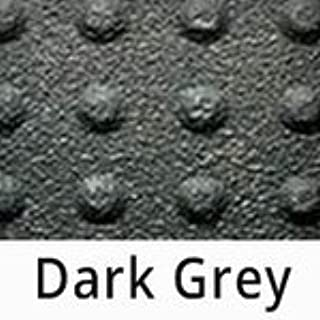 Truncated Domes - 2' x 2' - Surface Mount ADA Truncated Domes Tiles - Dark Gray