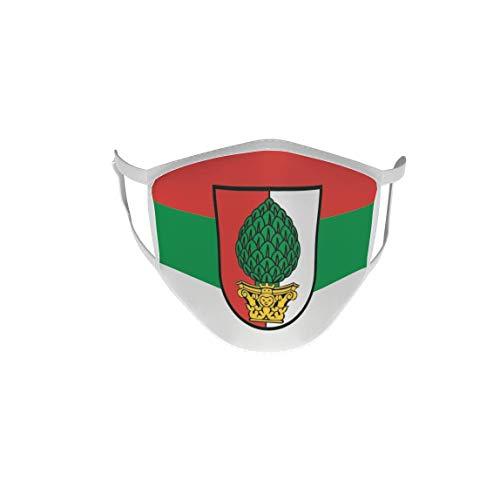 U24 Behelfsmaske Mund-Nasen-Schutz Stoffmaske Maske Augsburg