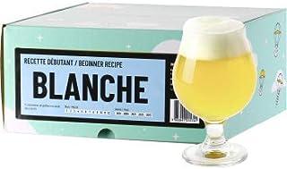 Recette Bière - Brassez Votre bière Maison à partir d'extrait de Malt en Poudre - Recharge Kit de Brassage Débutant - Cade...