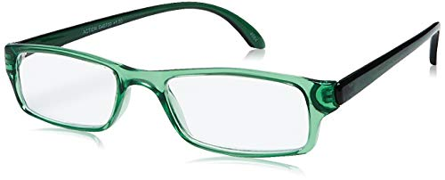 I NEED YOU I NEED YOU Lesebrille Action SPH: 1.50 Farbe: grün-kristall, 1 Stück