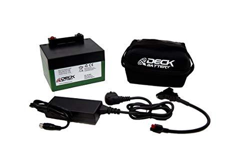 Batería de litio para carro de golf 12v 20Ah con cargador