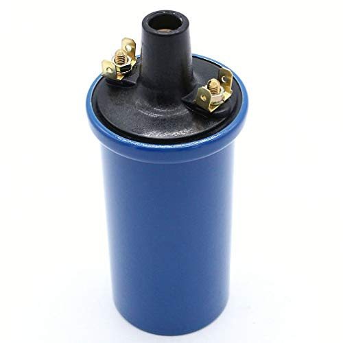 RHNE SI-AT50009 Bobina Gnition 12 voltios Blue Beru Se Adapta a Bug Type1 Type2 Bus Car Accesorios Gnition Coil Blue