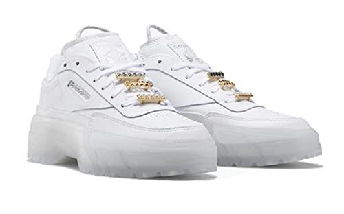 Reebok Club C Cardi - Zapatillas deportivas para mujer GX0038 Ftwr White Blanco Size: 40.5 EU