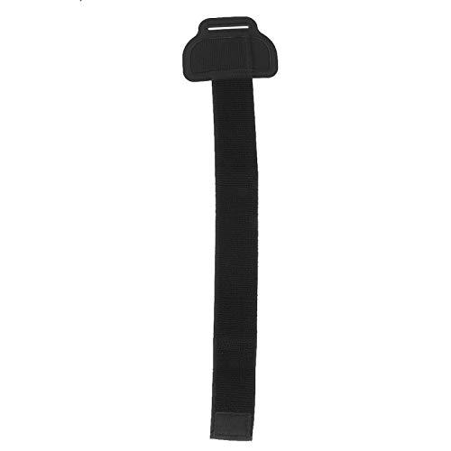 Socobeta Handgelenk Bandagen Fitness Ring Accessories Leggings Strap Befestigungsgurt Leichter langlebiger weicher Mesh tragbarer Beingurt für Switch Game