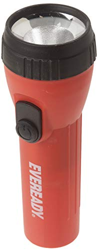 EVEREADY LED Flashlight, Bright Flash Light, Durable and Easy-to-Use, Perfect Flashlights for Camping Accessories, Emergency, Survival Kits, Safe Flashlights for Kids, Batteries Included