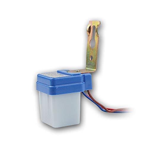 world-trading-net - Interruptor crepuscular'Mini', tensión 230V, corriente máx. 6A, apto para instalación exterior