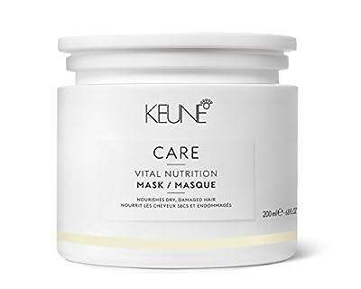 KEUNE CARE Vital Nutrition Mask, 6.8 Fl Oz