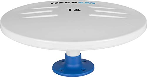 MegaSat 200198 T4, aktive DVB-T Antenne weiß