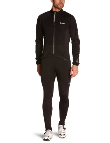 Odlo Herren Funktionsjacke Jacket Windstopper Flotation, Black, S, 410692