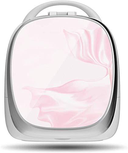 Multifunctional Caja de almacenamiento de organizador cosmético de maquillaje portátil, caja de...