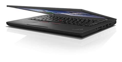 Lenovo ThinkPad T460 Portátil de 14 pulgadas (Negro) (Intel Core i5-6200U 2.3 GHz, 8 GB DDR4 RAM, 256 GB SSD, Intel HD Graphics 520, Windows 7 Pro) (renovado)