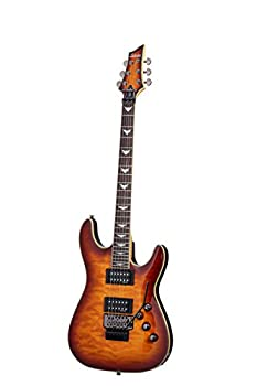 Schecter Omen Extreme-FR Electric Guitar Vintage Sunburst