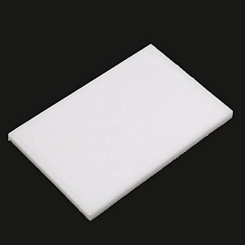 Lederwerkzeuge Neue weiße Schneidebrett Gummihammer Matte Leder Handwerk Werkzeuge zum Schneiden von Stempelstempel Hohe Qualität Kunststoff Pad Punching Pad Sattelherstellung. ( Color : 300x200x15 )