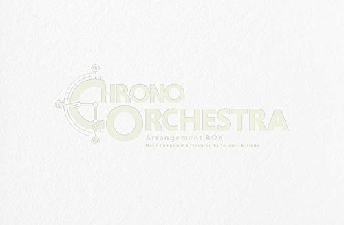 [Album]CHRONO Orchestral Arrangement BOX – 光田康典[FLAC + MP3]
