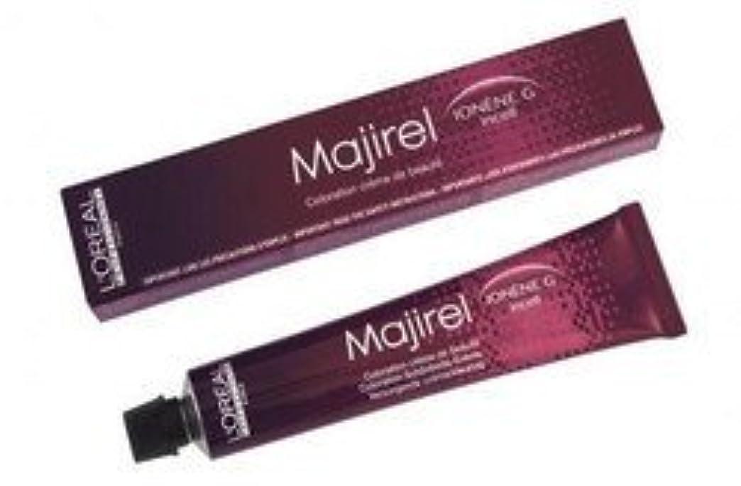 クック実験をするヶ月目Loreal colour Majirel hair dye colour light golden blonde 8.3 color by Majirel