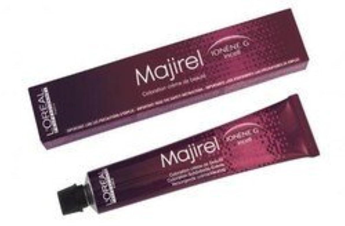 触手王女激怒Loreal colour Majirel hair dye colour light golden blonde 8.3 color by Majirel