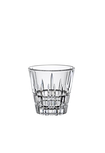 Spiegelau & Nachtmann, 4-teiliges Espressogläser-Set, Kristallglas, 80 ml, Perfect Serve, 4500191