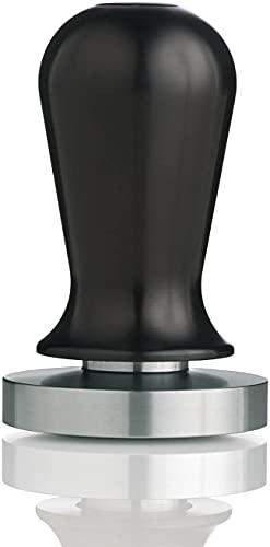 Espro 3058F Calibrated Flat Tamper, Black, 58 mm