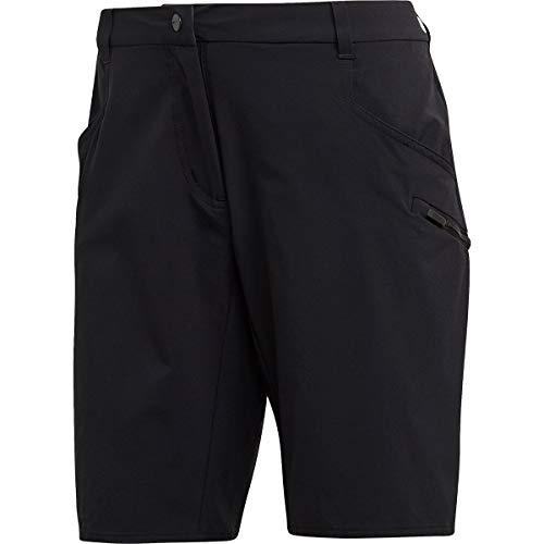 adidas Damen W Trailcross Sh Kurze Hosen, Negro, 38
