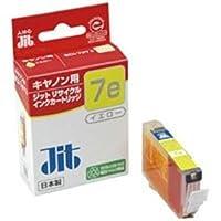 ( お徳用 4セット ) ジット リサイクルインク JIT-C07eY イエロー
