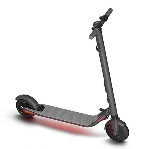 Segway Ninebot ES2 Folding Electric Kick Scooter, Dark Grey