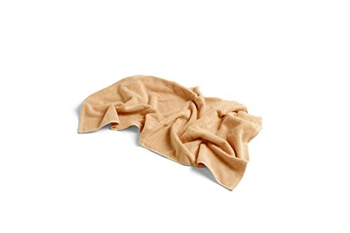 HAY - Frotté Handtuch - warm Yellow - S