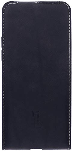 Burkley Handyhülle für Samsung Galaxy S20+ Hülle kompatibel mit Galaxy S20 Plus Handytasche Flip Case Schutzhülle mit Kartenfach (Antik Anthrazit)