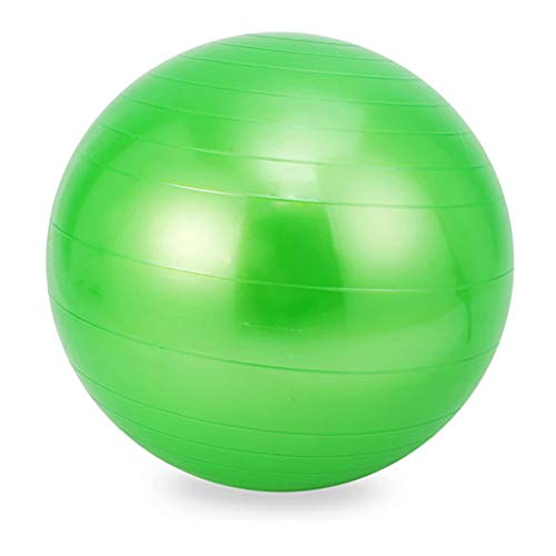 Cheapest Prices! Mxl-Fitness 65 cm Sport Fitness Yoga Ball PVC Smooth Anti-Explosion Exercise Gym Yo...