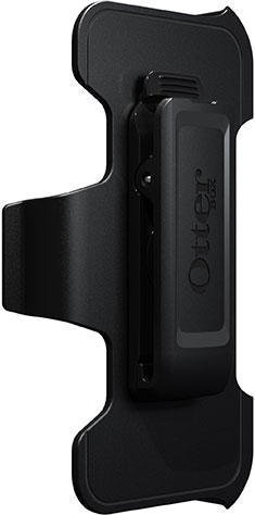 Holster Belt Clip Made in The USA - for OtterBox Defender Series Case iPhone SE/5S/5/5C (Please Read Full Item Description Carefully) (Black)