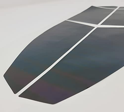 Customized Nano Ceramic Precut Window Tint Kit for Vehicle Film Tinting Glass Shade