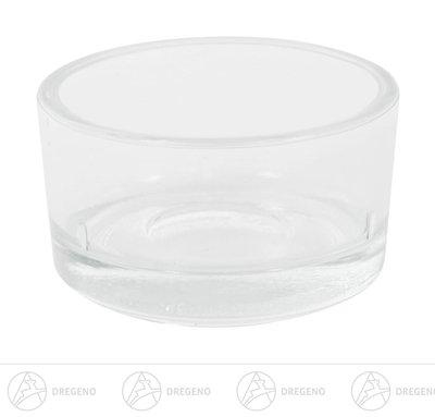 Ersatzteile & Bastelbedarf Glasschale für Teelicht NEU Erzgebirge Kerzenhalter Teelichthalter