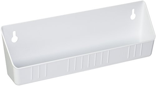 Rev-A-Shelf 6581 Sink Front Tray, Standard, White