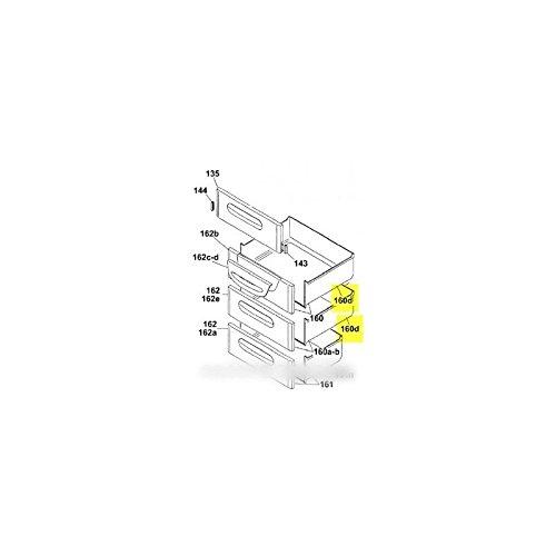 CANDY - corps panier congelateur central pour congélateur CANDY
