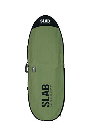Slab-Funda 6'0 Day and Travel (Army/White)