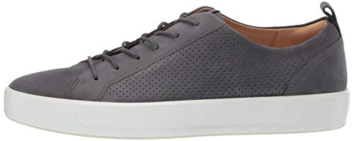 ECCO Soft 8, Low-Top Sneakers Men's, (Magnet 2308), 7 UK EU