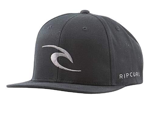 Rip Curl Gorra Hombre Snapback ~ Tepan SB Negro Gris