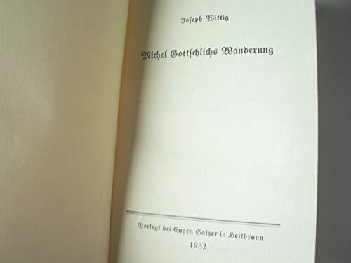 Michael Gottschlichs Wanderung