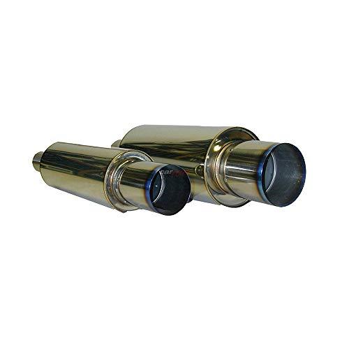 HKS 34005-FK002 Hi-Power Muffler