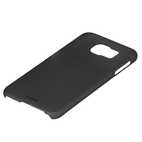 Nevox Styleshell Hardcase für Samsung Galaxy S6 schwarz