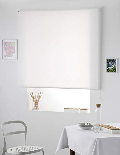 NATURALS Estor TRANSLÚCIDO (160 x 250 cm, Blanco)