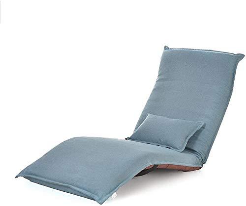 Luie stoel, zwevende raamstoel Luie bank Gratis aanpassing Single Plus Lang opklapbed Vloerstoel Luie stoel Opklapbare spelcomputerstoel