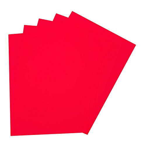 Folia 23520–Musgo Goma, 29x 40cm, 5Arco, Rojo Vivo
