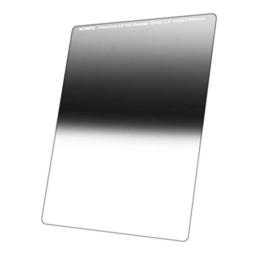 【KANI】Premium Reverse GND 1.2 (150 x 100mm) レンズフィルター リバースハーフND16フィルター