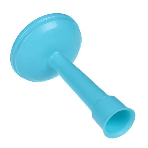 FOReverweihuajz Wassersparender Duschkopf, Filterdüse für Wasserhahn, Küche, Handbrause, Blau