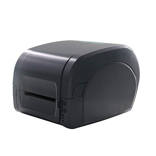 Imprimante D'étiquettes À Transfert Thermique Imprimante D'étiquettes De Code-Barres Portative Imprimante 80 Mm Largeur Interface USB Interface Logistique Appropriée Pour La Vente Au Détail,203dpi