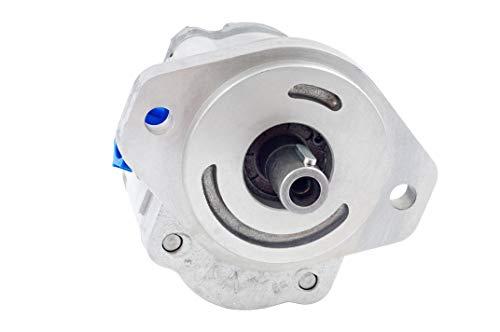 Hydraulic Gear Pump 3-17 GPM Straight 5/8' Keyed Shaft CID 1.37 SAE A-2 Bolts CCW Aluminum