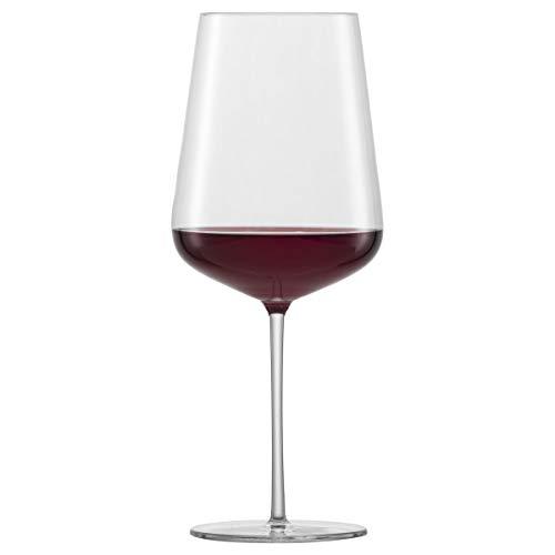 Schott Zwiesel 121704 Vervino - Copas de vino tinto (cristal)